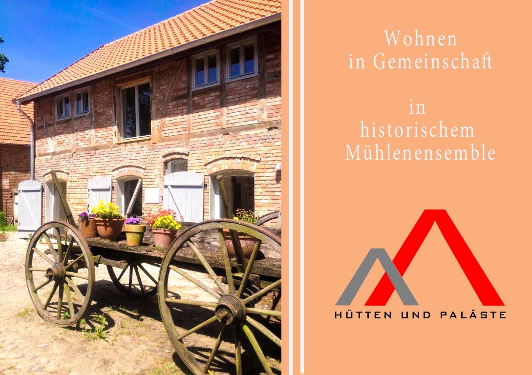 Historisches Mühlenanwesen
